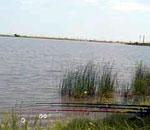 Lacul pentru pescuit sportiv Oraja.