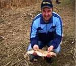 Lacul pentru pescuit sportiv Revarsarea.