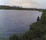 Lacul pentru pescuit sportiv Vlasia 2.