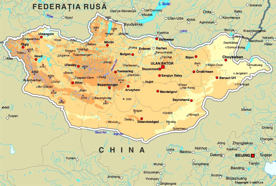 Map of mongolia maps worl atlas mongolia map online maps maps map of mongolia maps of the world publicscrutiny Gallery