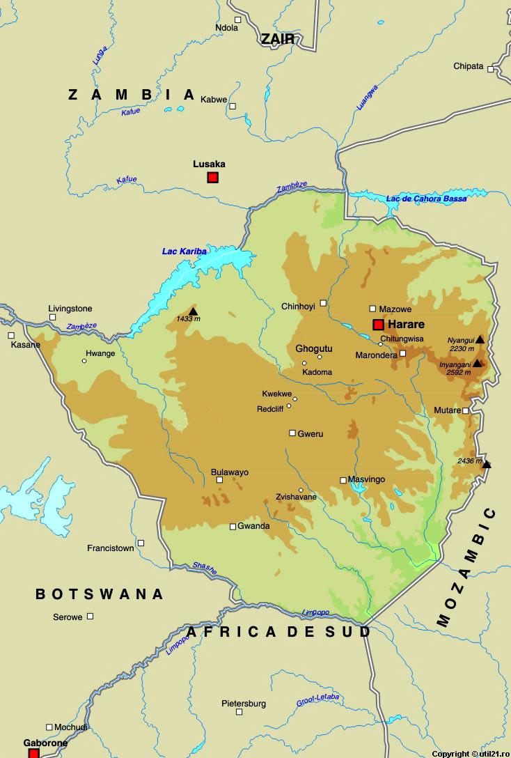 Map of zimbabwe maps worl atlas zimbabwe map online maps maps map of zimbabwe maps of the world gumiabroncs Choice Image