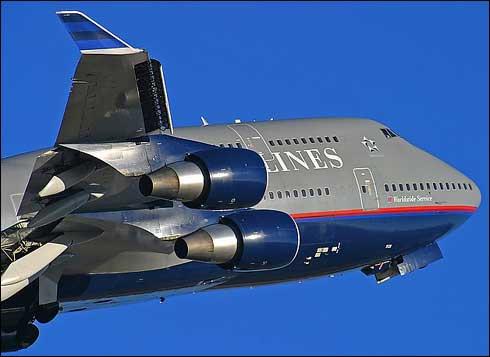 Poze avioane poza avion boeing 747 400 galerie foto for Boeing 747 exterior